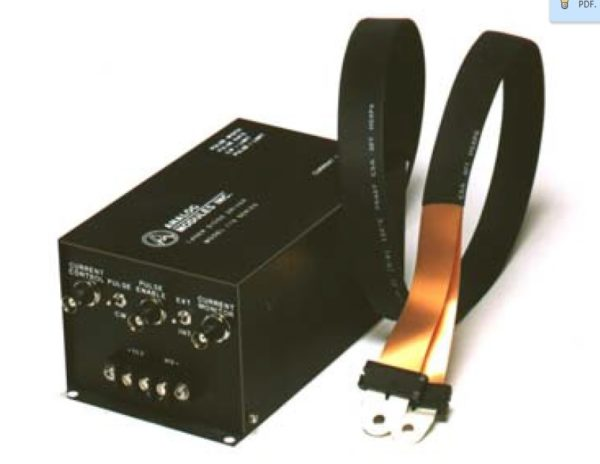 779A-CW   -   High Power CW or Pulsed Laser Diode Driver
