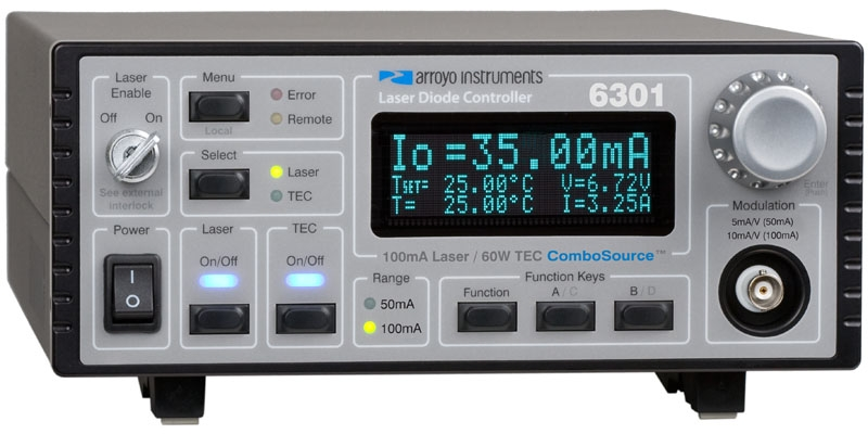 6340-QCW   -   Combo Driver/Controller