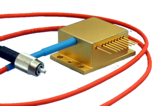 Laser Diode 9-pin HHL Fiber Coupled Package