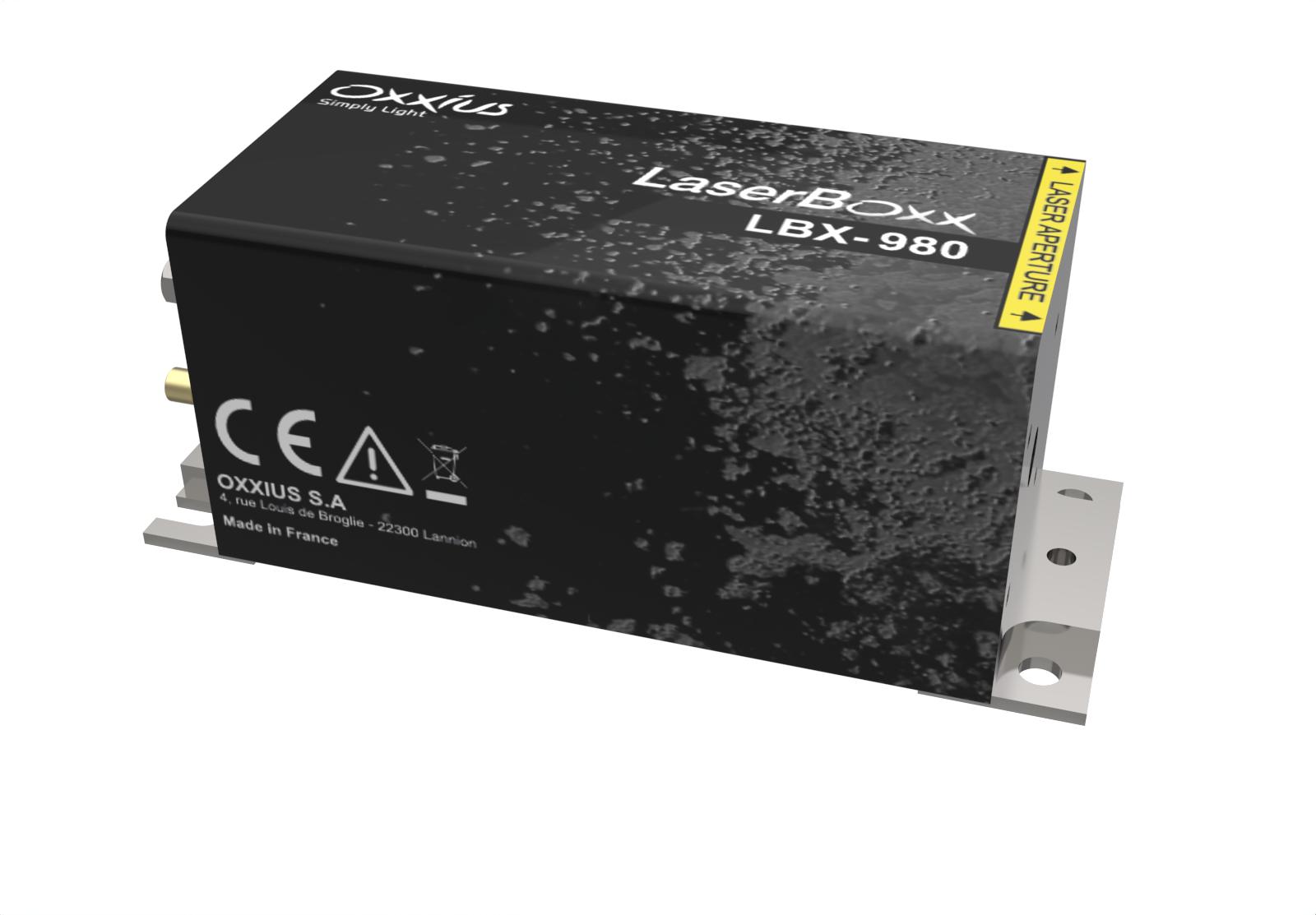 LBX-980-200-CSB: 980nm Laser Diode Module