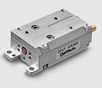 OT-17: Er: Glass Laser Transmitters with Diode pumping.