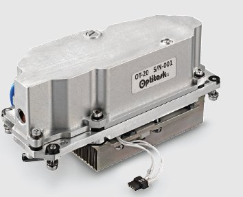 OT-20: Er: Glass Laser Transmitters with Diode pumping.