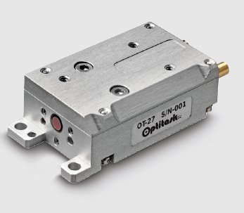 OT-27: Er: Glass Laser Transmitters with Diode pumping.