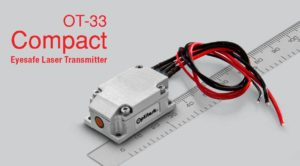 OT-33: Er: Glass Laser Transmitters with Diode pumping.