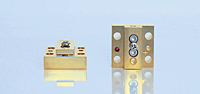 JOLD-225-QPFN-1L: QCW Diode Laser Bar w/ FAC