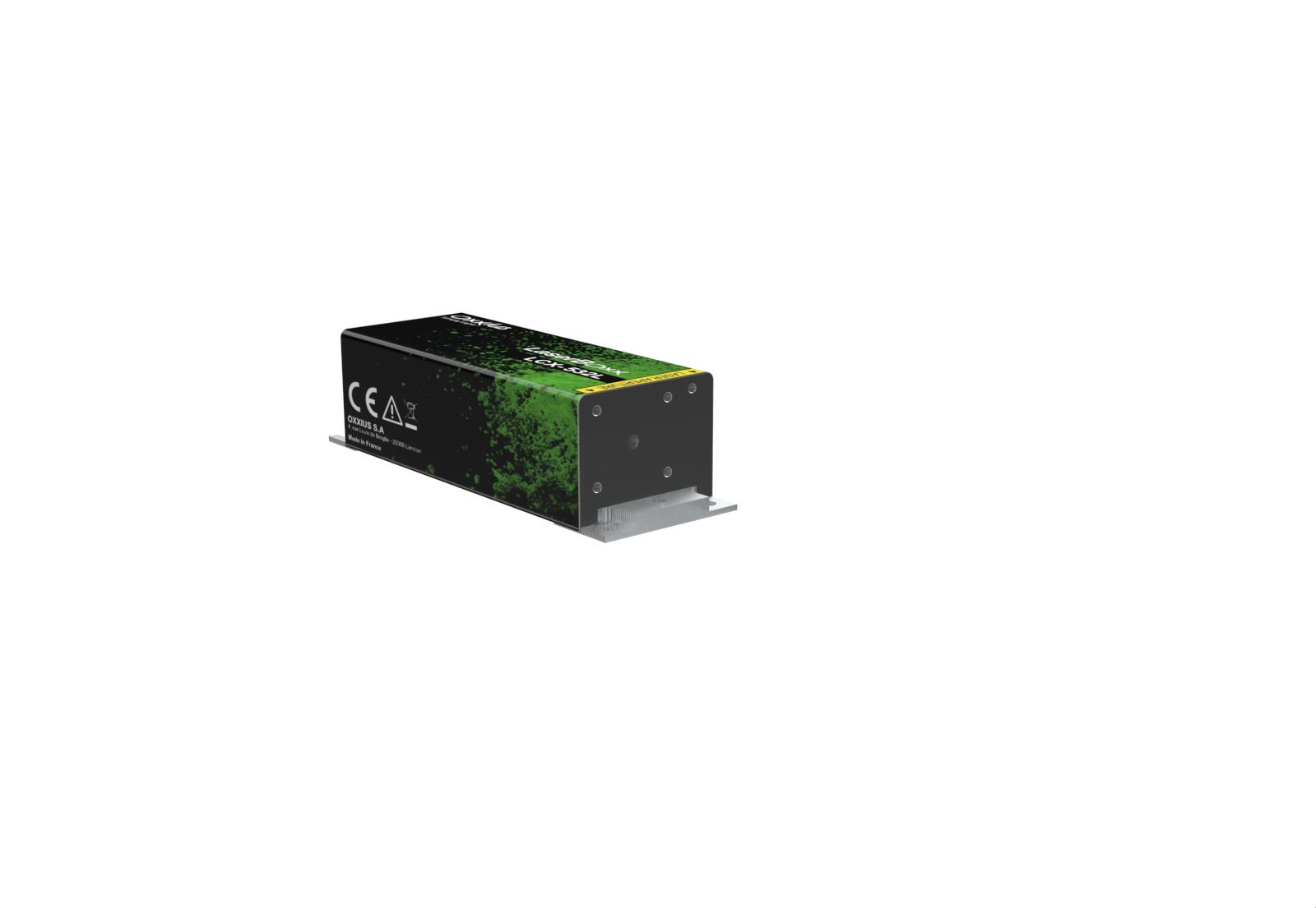 LCX-532S-100-COL: 532nm SLM DPSS Laser