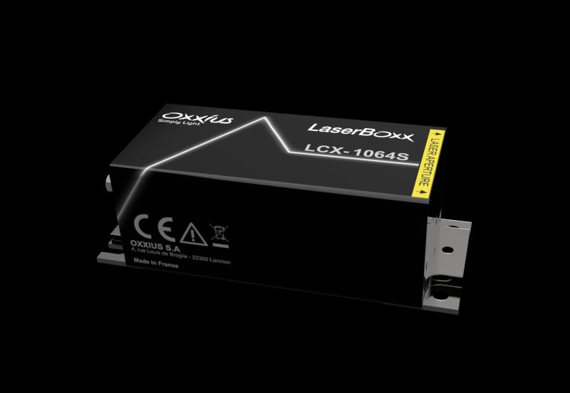 LCX-1064S-100-COL: 1064nm SLM DPSS Laser