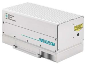 Nanosecond DPSS laser
