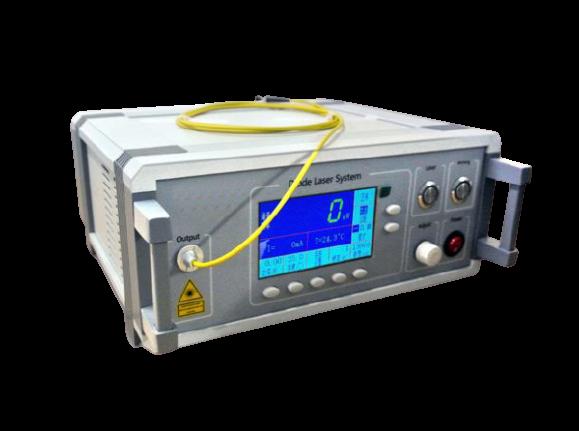 DS3: Fiber-Coupled Turn-Key Direct Diode Laser System
