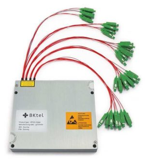 HPOA-IP: Multi-Port, High Power Optical Amplifier with WDM