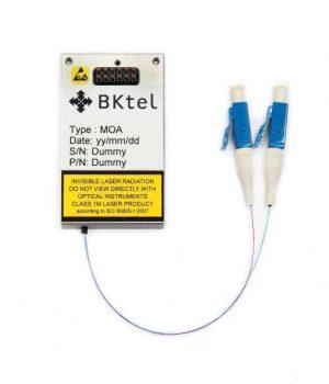 ROA1: 1U-Rack Optical Amplifier