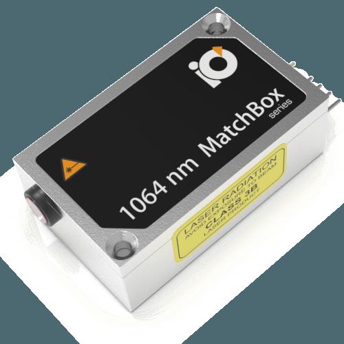 1064L-2XB: 1064nm Laser (SLM DPSS; MATCHBOX 2)