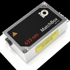 633L-2XA: 633nm SLM Laser (VBG Diode; MATCHBOX 2)