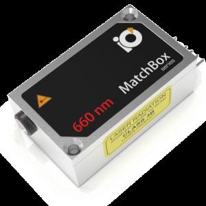 660L-1XA: 660nm Laser (Diode; MATCHBOX 2)