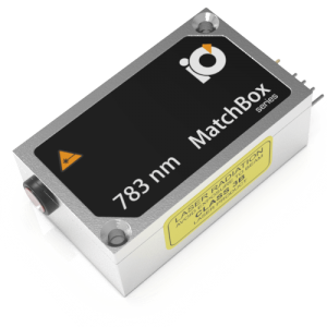 783L-2XA: 783nm SLM Laser (VBG Diode; MATCHBOX 2)