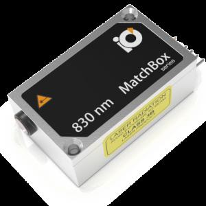 830L-2XA: 830nm SLM Laser (VBG Diode; MATCHBOX 2)
