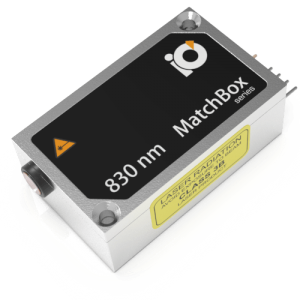 830L-4XA: 830nm Laser (HP VBG Diode; MATCHBOX 2)