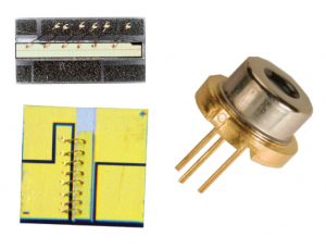 RPMC-785-0450: 785nm Single Mode Laser Diode