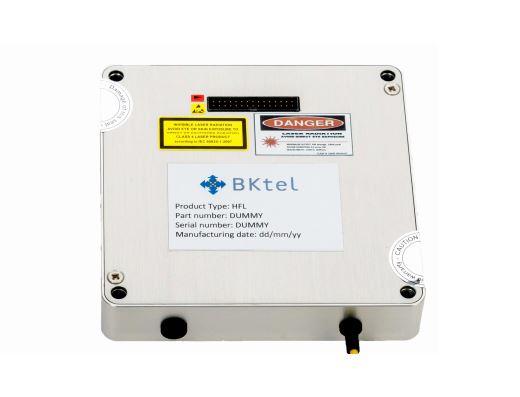 HFL: 1550nm High Power Pulsed Fiber Laser