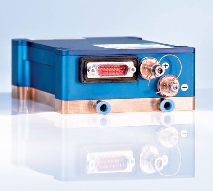 JOLD-120-QPXF-2P-W: Fiber Coupled Laser Diode
