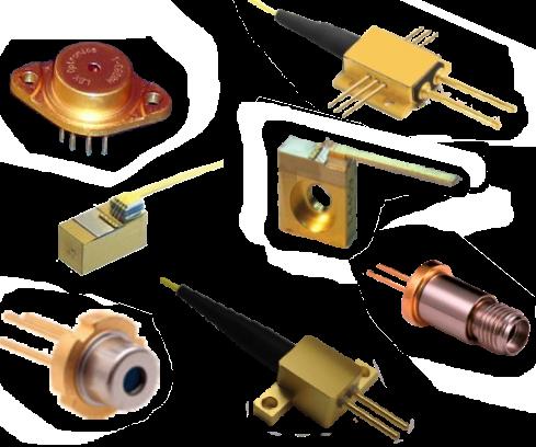 LDX-2106-622: 622nm Multimode Laser Diode