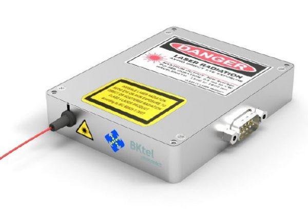 LRL2: 1.5um CW High Power Low RIN Fiber Laser