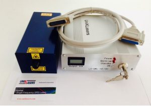 Solo-523: 523nm Single Frequency DPSS Laser