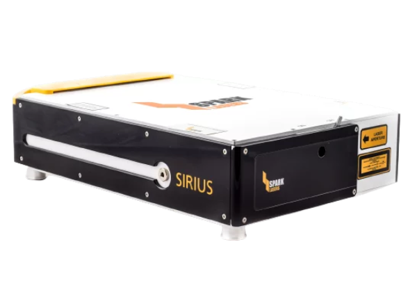 Sirius-532: Picosecond DPSS lasers