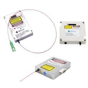 1um 1.5um Pulsed Fiber Lasers